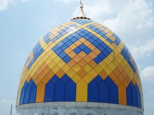 Kubah Masjid Fiberglass