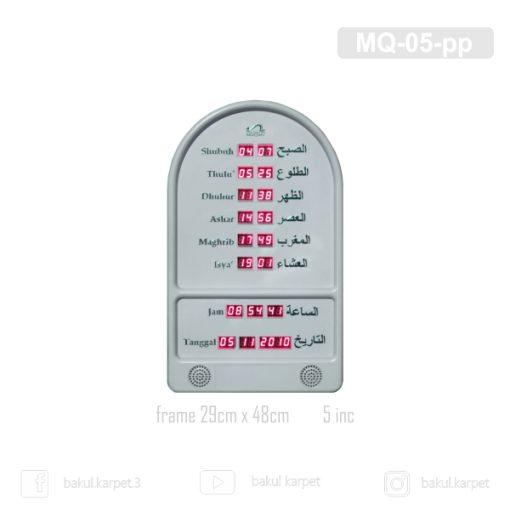 Jam Sholat MQ-05-pp