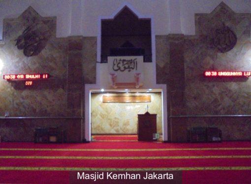 Karpet Masjid Custom 016